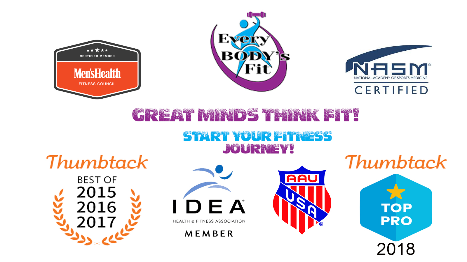 Great Minds Think Fit 4